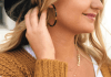 Conquering The Hoop Earrings Trend