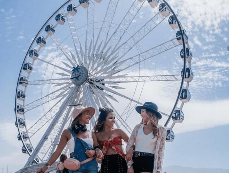 The Best Celebrity Looks At Coachella 2019