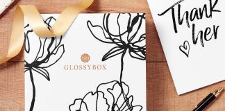If you are still questioning what gift to get your mom for Mother's Day, we have the answer for you!This year, get your mom a Mother's Day Box by GlossyBox!