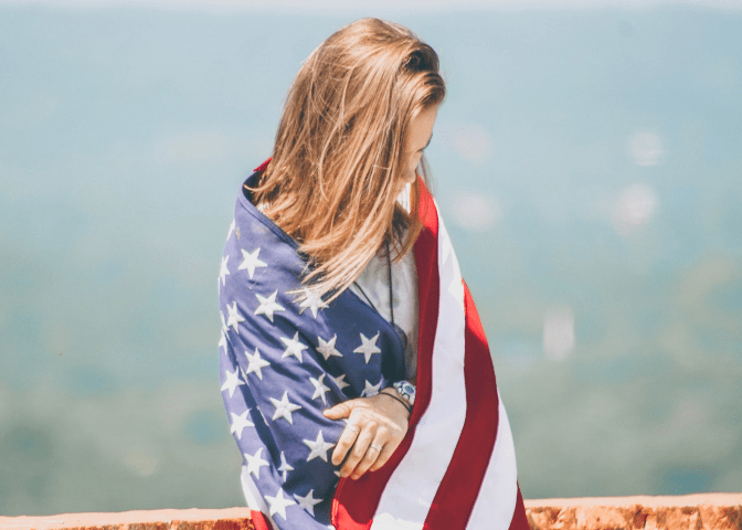 10 Ways To Wear Red, White And Blue For Memorial Day