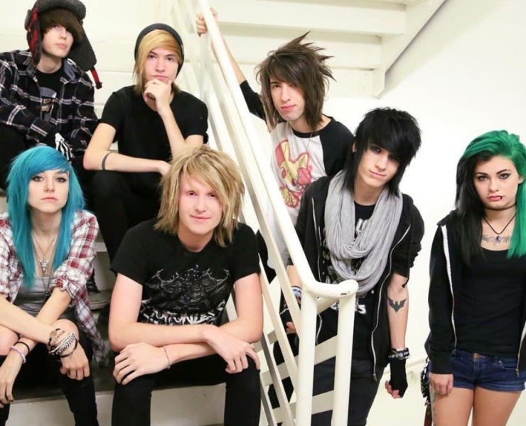15 Signs You Were A Scene Kid