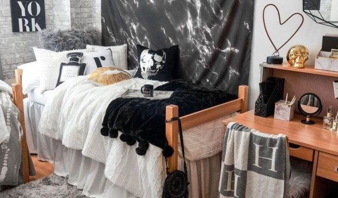 10 College Dorm Decorating Tips All New Students Need To Hear