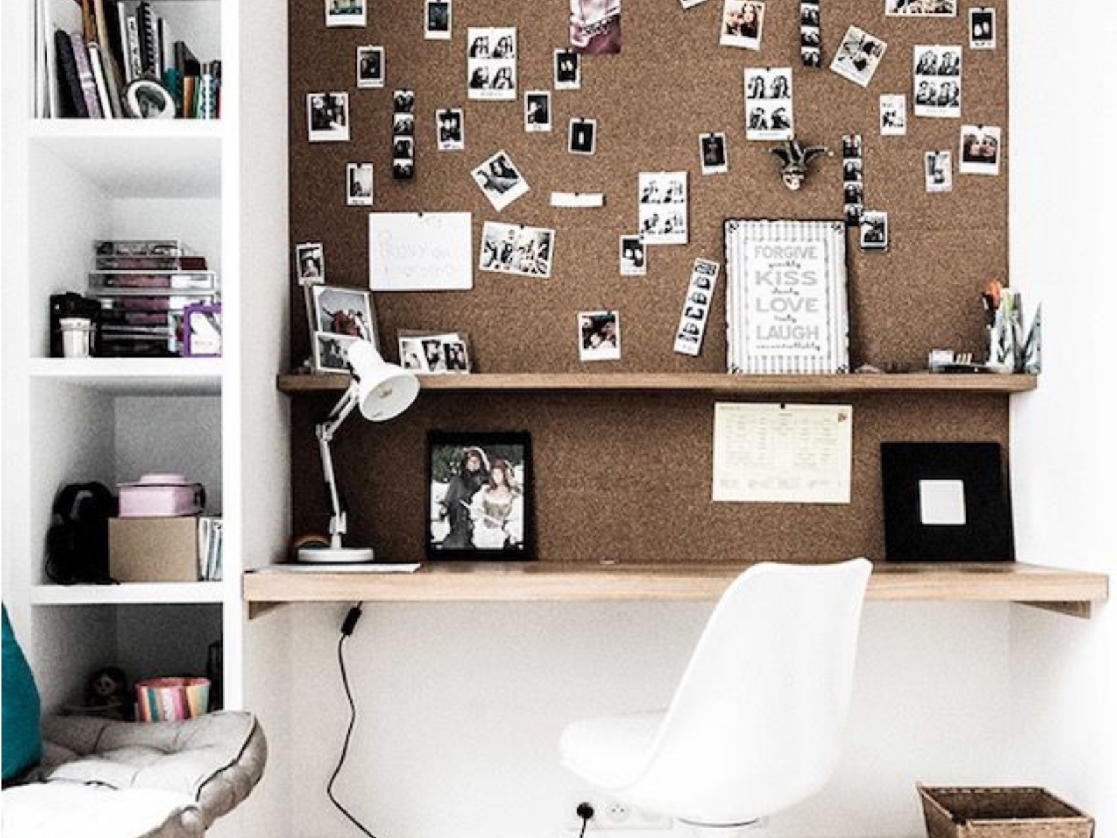 10 Cute Diy Cork Board Ideas For Your College Dorm Room Society19