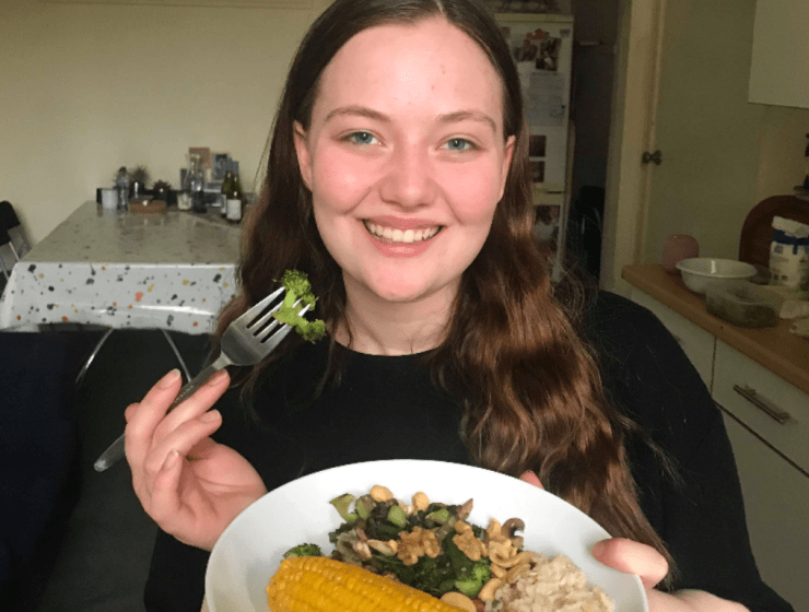 I Ate Like A Victoria's Secret Model For A Week And Here's What I Learned