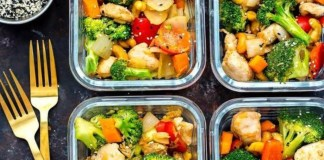 How To Eat Healthy On Campus