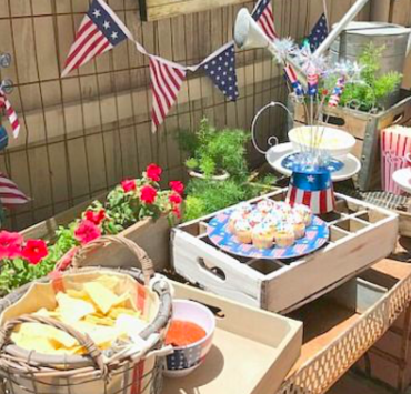 8 Cute Snacks You Need To Make For Your Fourth Of July Party