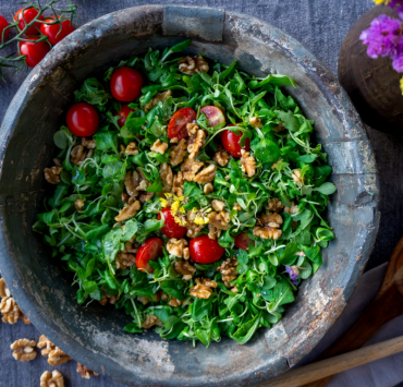 12 Delicious Salad Recipes To Really Toss Up Your Salad Routine