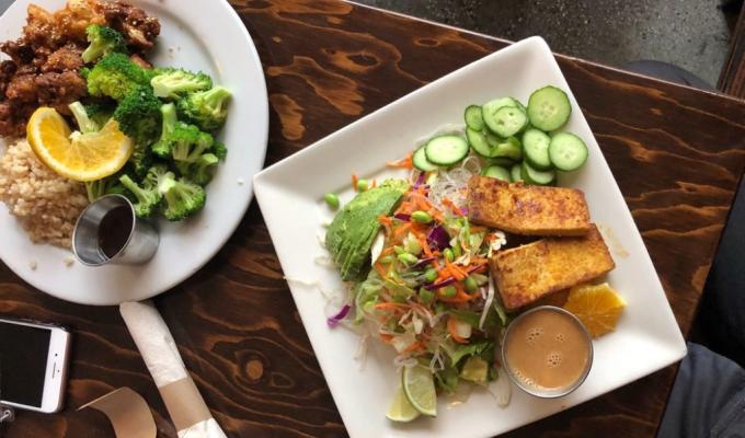 List Of The Best Vegan Restaurants In Los Angeles