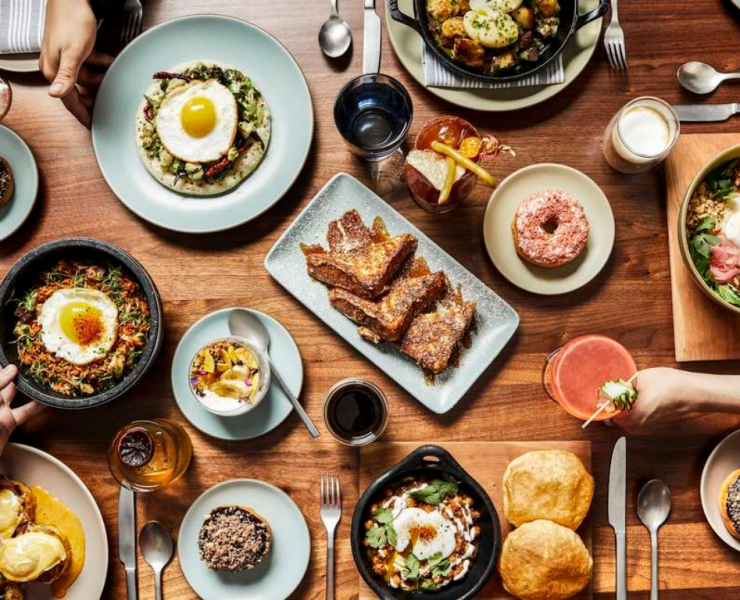 10 Brunch Recipes That Will Blow Your Mind