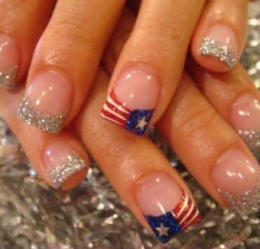 10 Fourth Of July Nails You Need To See And Try For Yourself