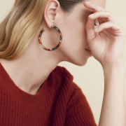 Hottest Hoop Earrings To Wear This Summer