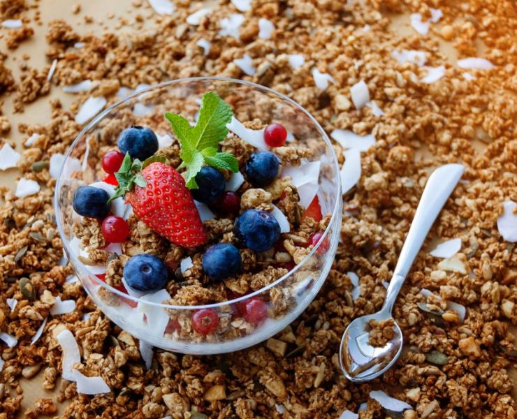 10 Healthy Sugar Snacks You Won't Feel Guilty About Eating Later