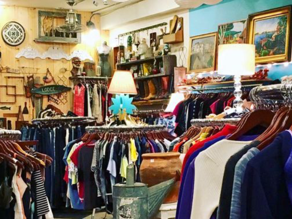 Things You Should Buy At A Thrift Store