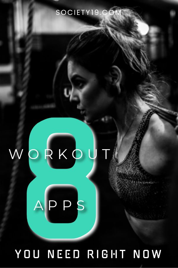 workout apps, 8 Workout Apps You Need Right Now