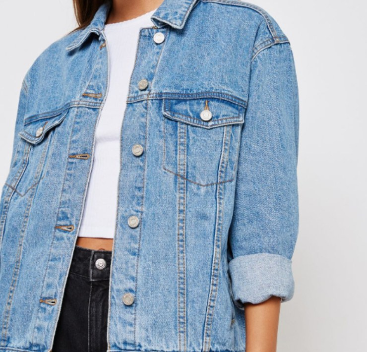 The Oversized Denim Jacket Style Guide