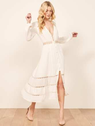 8 Wedding Guest Dresses That Will (Almost) Steal The Bride's Spotlight