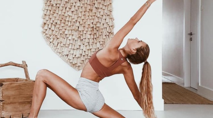 Yoga Poses For Toned Legs