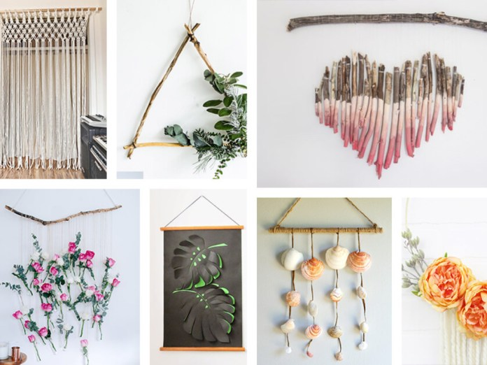 6 Cute DIY Household Projects To Get Stuck Into This Summer