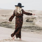 5 Trendy Long Sleeve Maxi Dresses To Add To Your Wardrobe