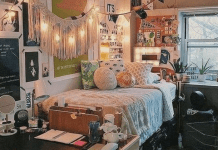 Dorm Room Essentials To Create A Stylish Space For Lounging, Studying, and Sleeping