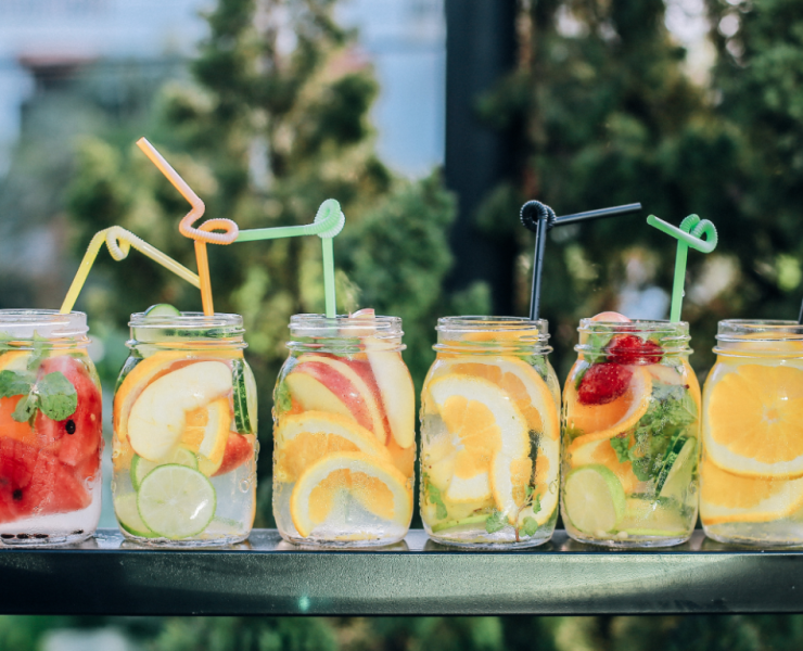 15 Fruit-Infused Water Ideas To Try Out Instead Of Juice