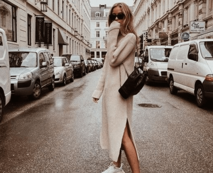 How to Style A Knitted Dress This Summer