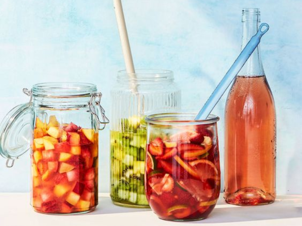 6 Sangria Recipes You'll Want To Sip On ASAP