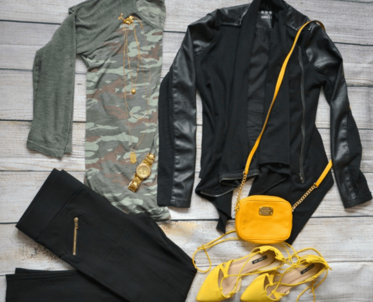 The Vegan Leather Jacket And How To Style It