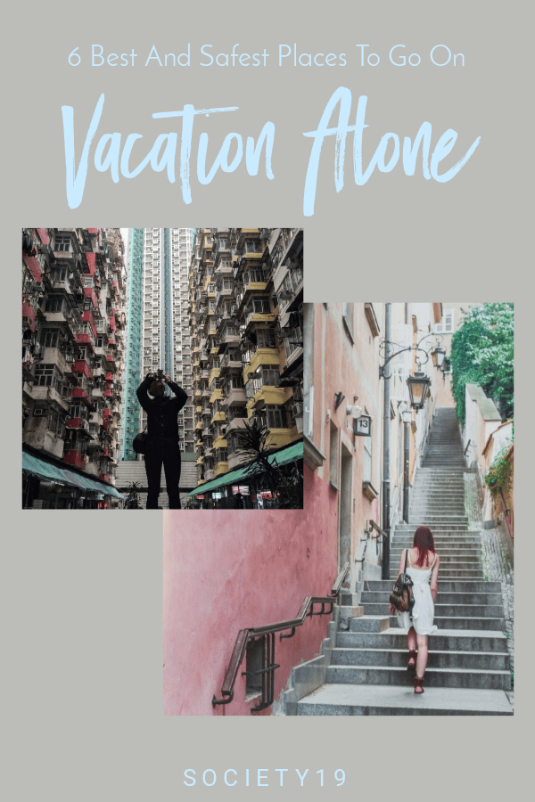 6 Best And Safest Places To Go On Vacation Alone