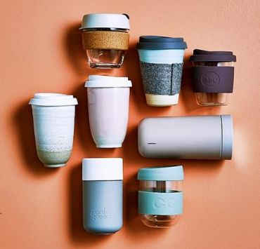 re-useable coffee cups, 10 Amazing Re-Useable Coffee Cups