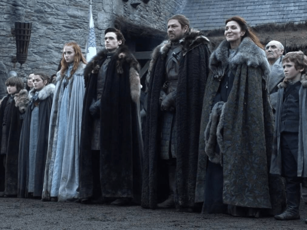 Stark Family, What Stark Family Member You Are Based On Your Personality