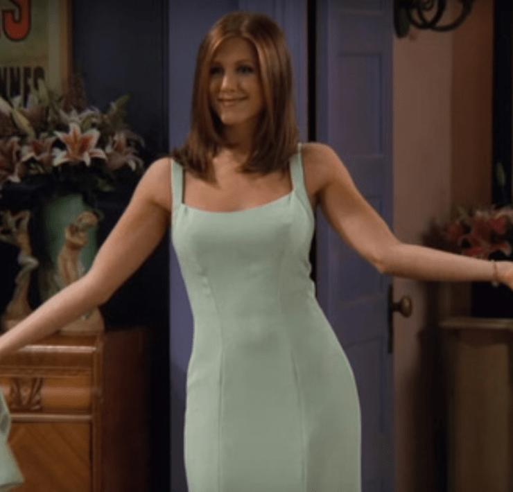 8 Times Rachel Green Was Fashion Goals