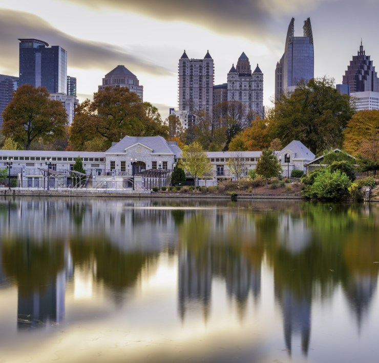 Everything You Need To See In Atlanta This Fall