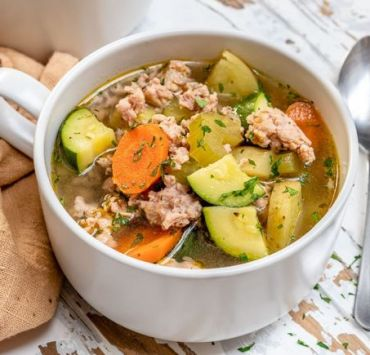 10 Healthy Fall Soups You Won't Believe Are Good For You