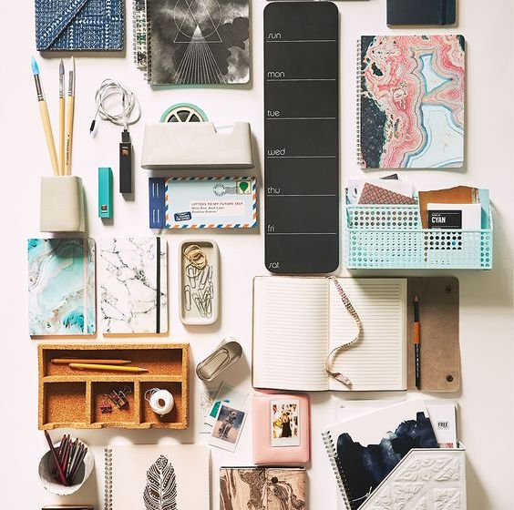 5 Adorable Organizational Products To Help You Get Your Life Together