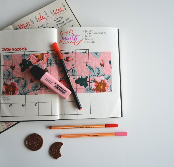 Bullet Journal Spreads To Try Now