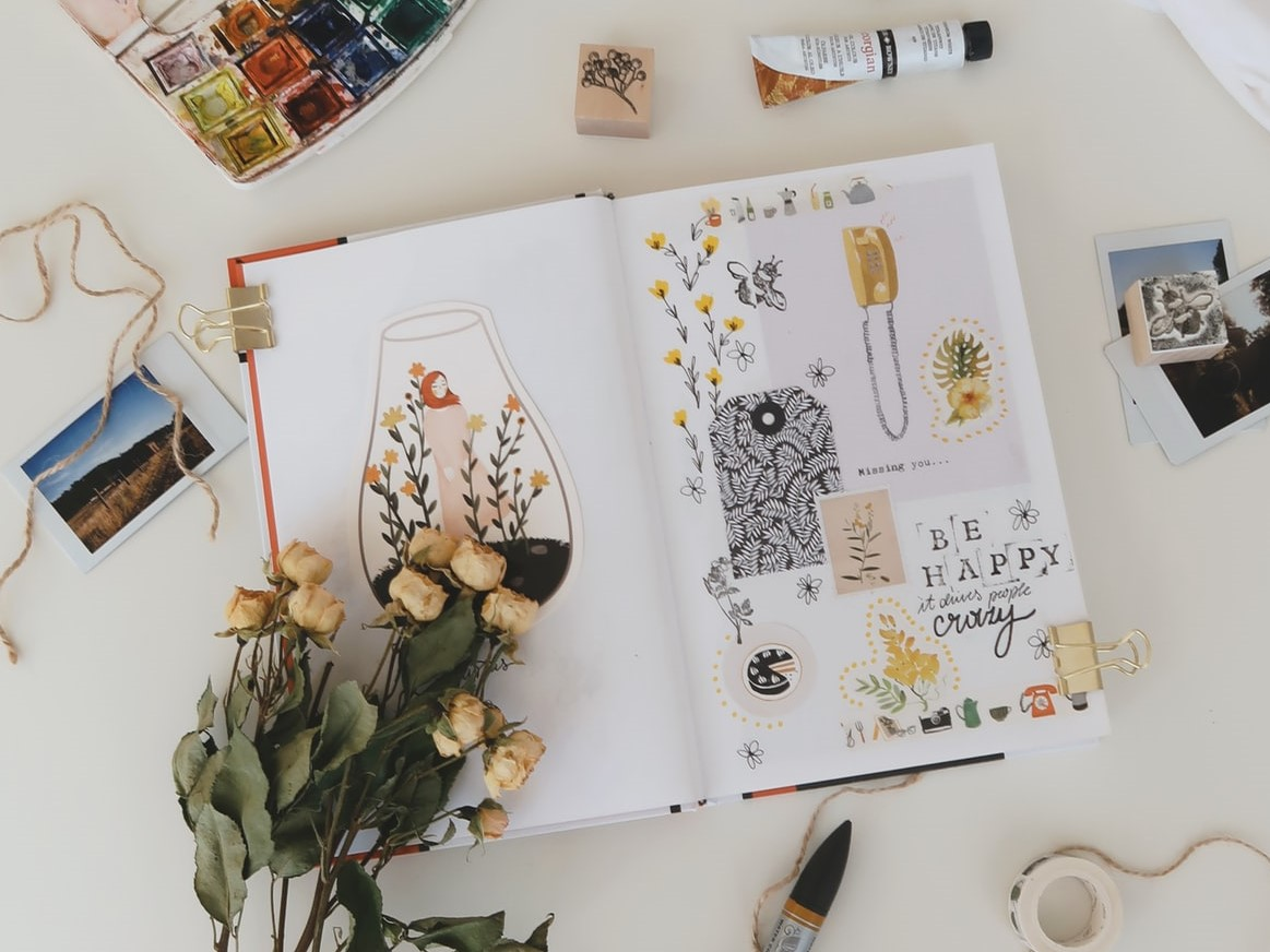 5 Reasons Why Scrapbooking Should Be Your Latest Hobby