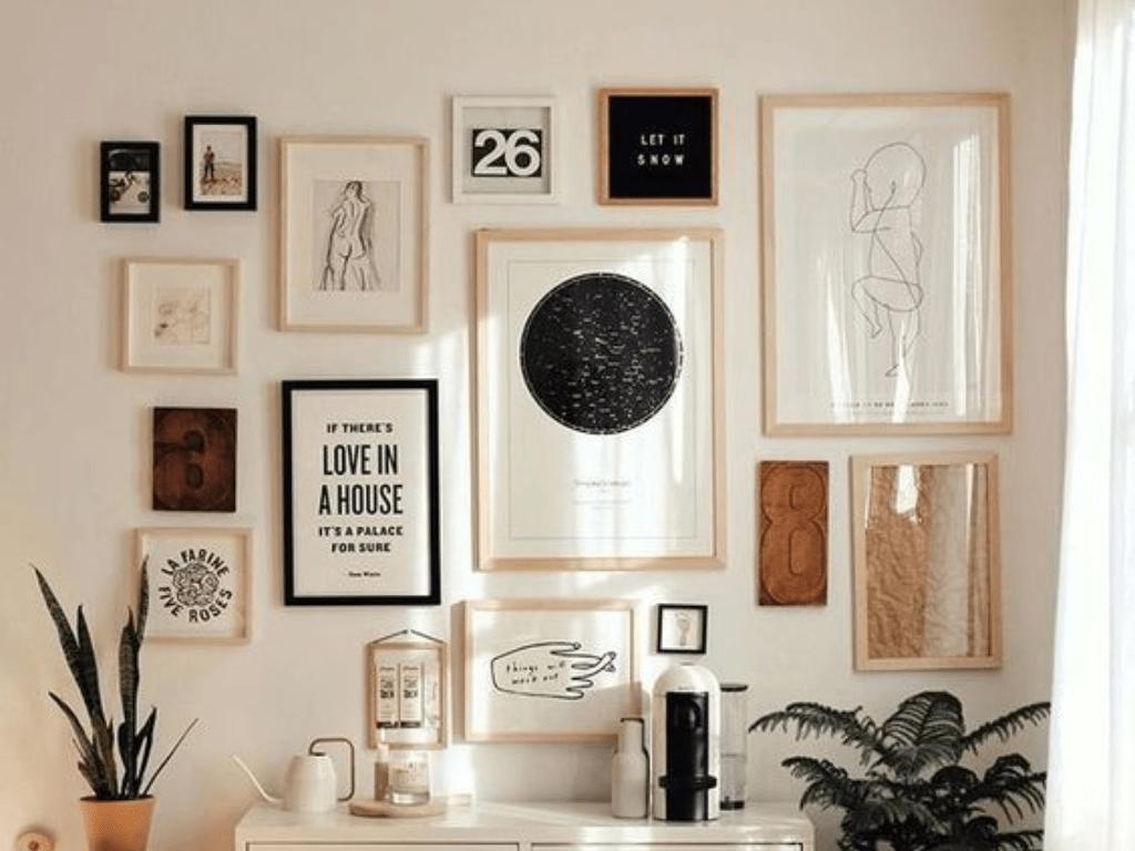 6 Diy Wall Art Ideas You Need To Try Society19