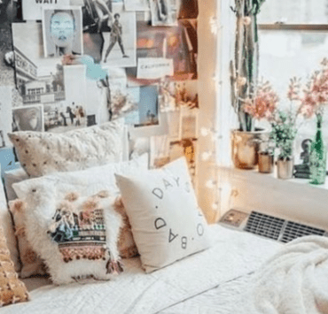 Bedroom DIYs To Re-Vamp Your Room