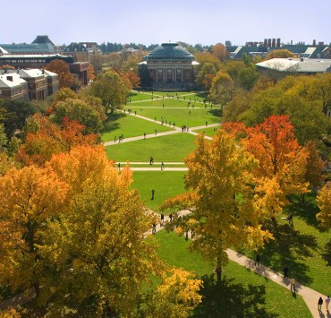 Best Photo Locations at the University of Illinois