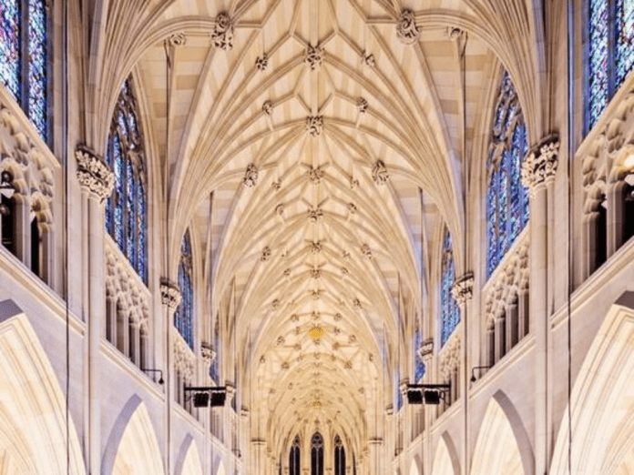 8 Breath-taking Churches From All Over The World