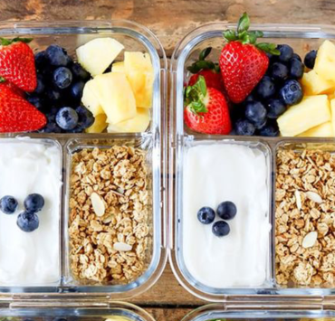 Super Easy Meal Prep Ideas To Keep You On Track