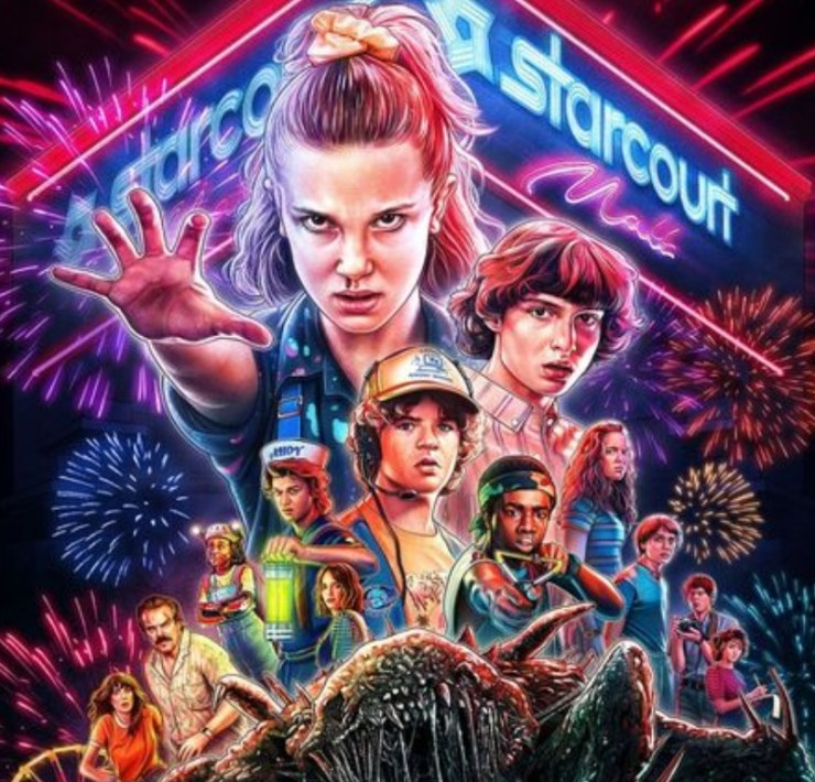 stranger things, Top Ten Moments Of Stranger Things That We Just Keep Re-watching