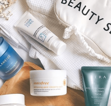 Why You Need To Incorporate Sleeping Masks Into Your Daily Skincare Routine