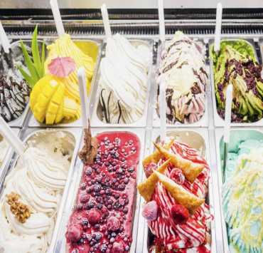 6 Ice Cream Stores In LA That You Got To Try