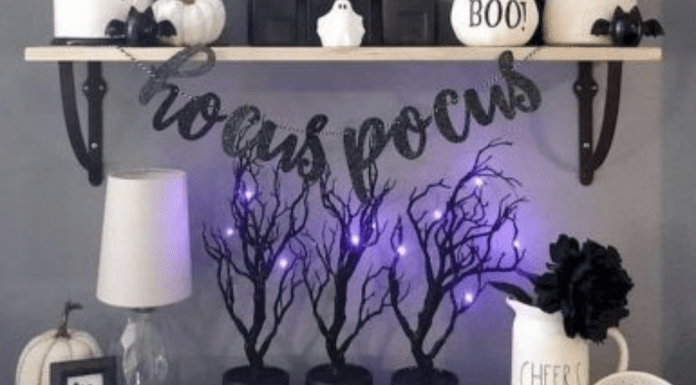 5 Halloween Decorations You Can DIY
