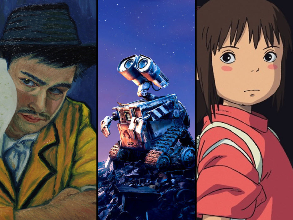 10 Animated Films That Everyone Should Watch