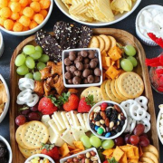 10 Snack Recipes To Bring To Any Party