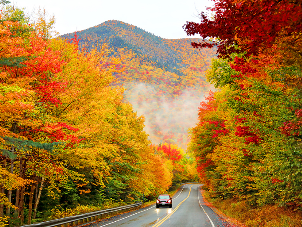 The Most Gorgeous Places To Visit During The Fall