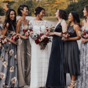 What To Wear In The Fall Wedding Season